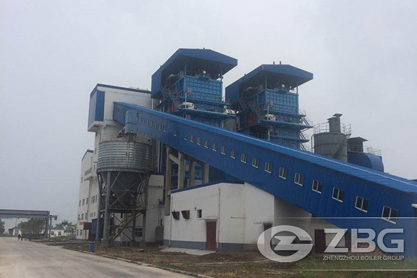 high-pressure biomass power plant boiler for paper mill