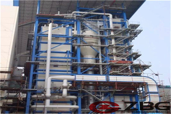 80ton double boiler use for process factory