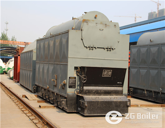 8 Ton Coal Fired Steam Boiler