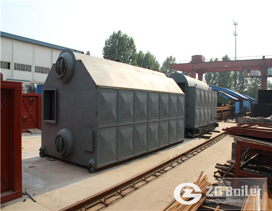 25 Ton Coal Fired Steam Boiler