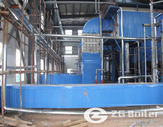 35 Ton Coal Fired Steam Boiler