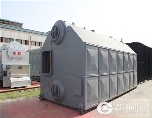 Traveling Grate Coal Fired Steam Boiler Manufacturer
