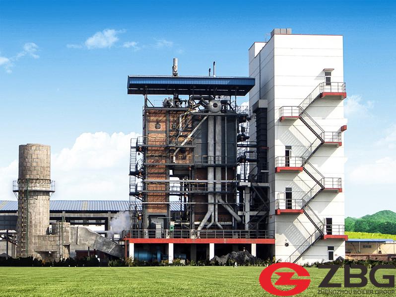 GB Standard 35t CFB Steam Boiler,Steam Boiler for Power Plant