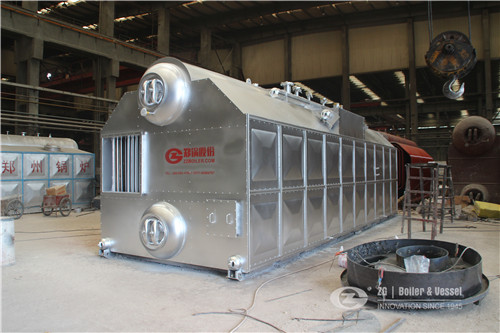 chain grate steam boiler's common water Dzl chain grate coal fired steam boiler is single drum three-return water tube and fire tube steam boiler it adopt chain grate coal feeding design save a.